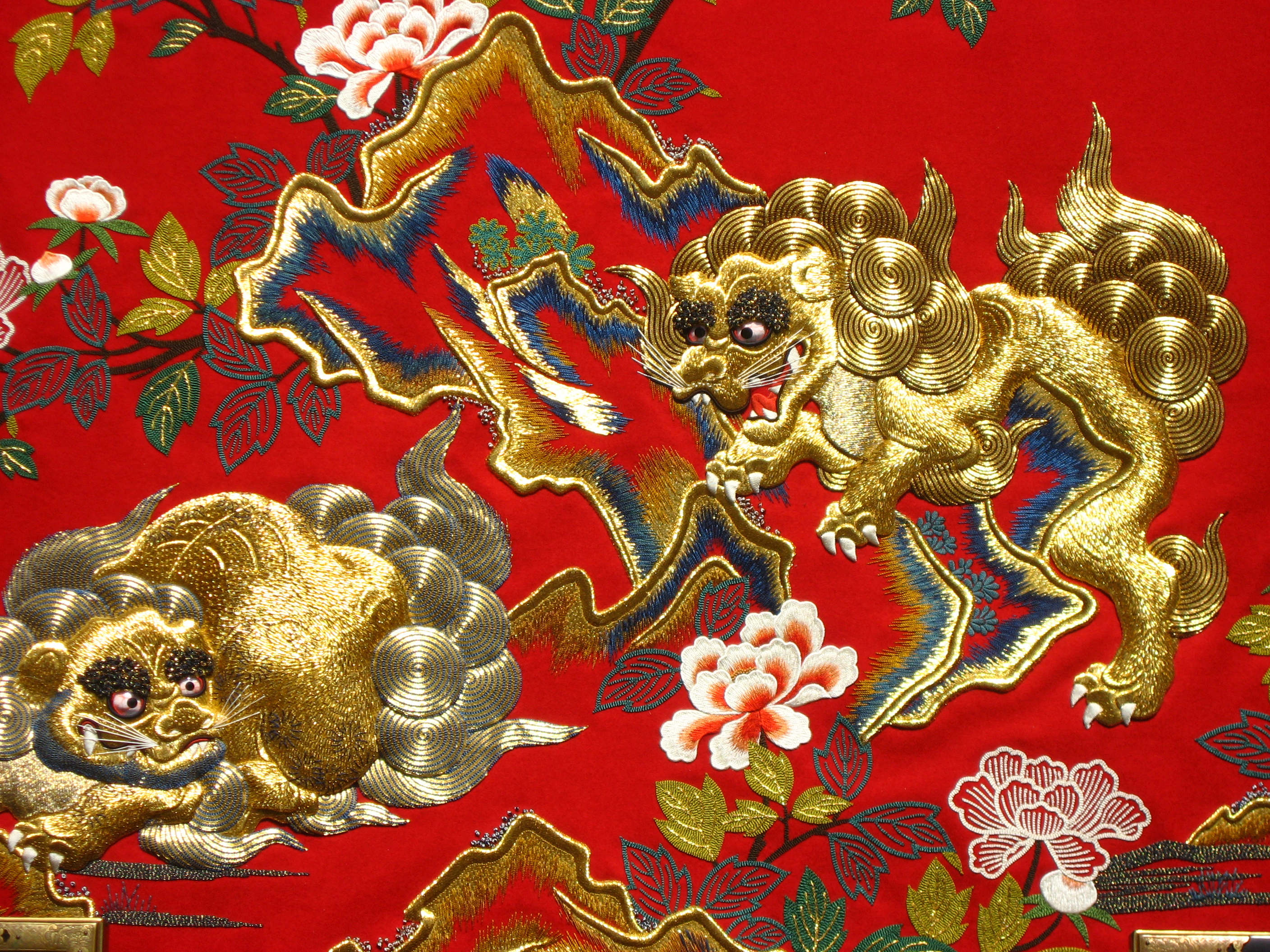 japanese_embroidery_on_festival_cart